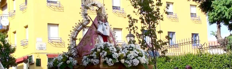 Fête et Procession de la Vierge de Grâce,  Saint Laurent d' El Escorial - L´Espagne Fascinante