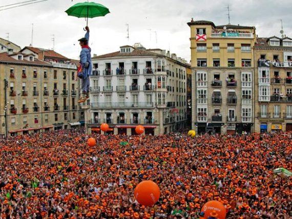 Vitoria-Gasteiz / La Vierge Blanche