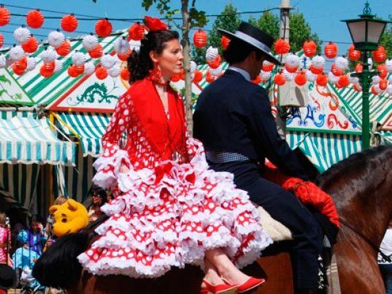 Séville / La Feria de Abril, Grande Foire du mois d'Avril