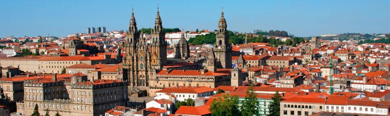Dónde dormir en Santiago de Compostela