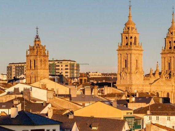 Dormir à Lugo