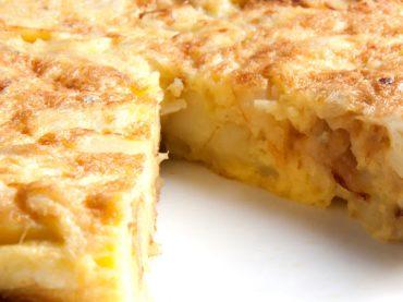 Omelette aux pommes de terre, la recette parfaite