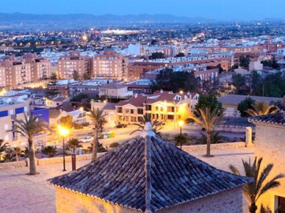 Dormir à Lorca