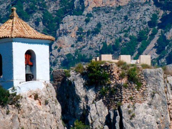 Dormir à Guadalest – El Castell de Guadalest
