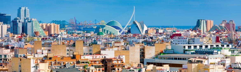 Dónde dormir en Valencia