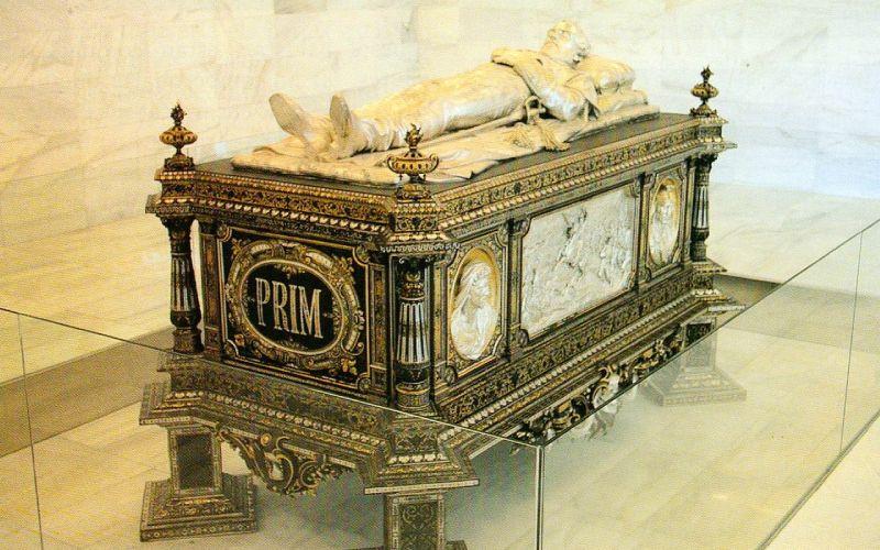 Tombe de Juan Prim y Prats