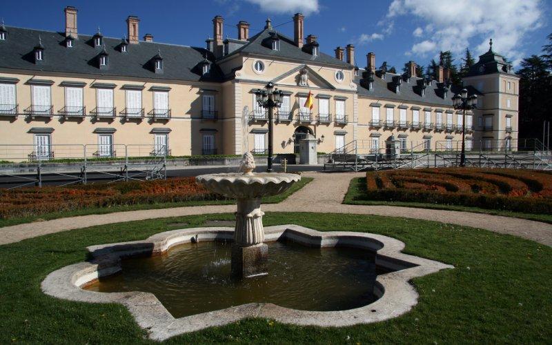 Palais royal d'El Pardo