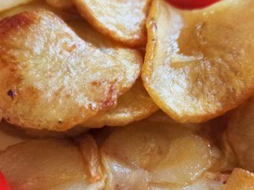 Pommes de terre du pauvre homme à l'espagnole, une autre recette traditionnelle