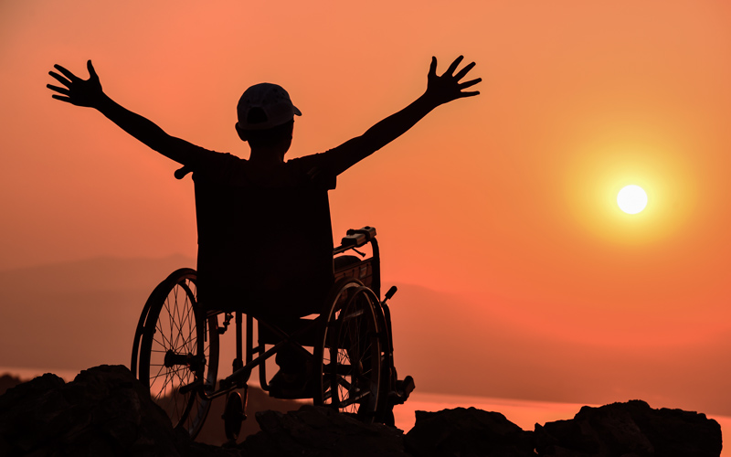 fauteuil roulant-chemin de compostelle