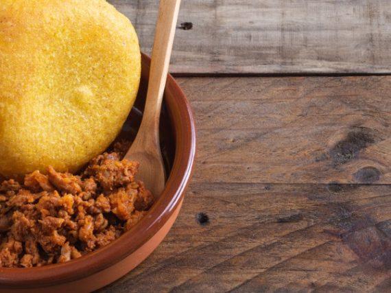 Viande de chorizo ou adobu des Asturies fait maison