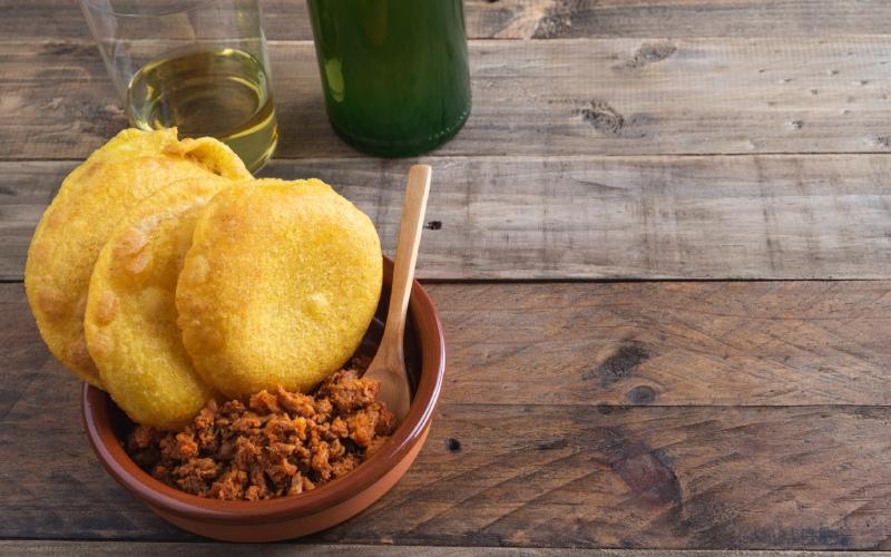 Picadillo de chorizo ou viande de chorizo, une recette délicieuse