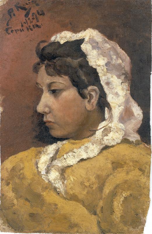 Portrait de Lola de 1894