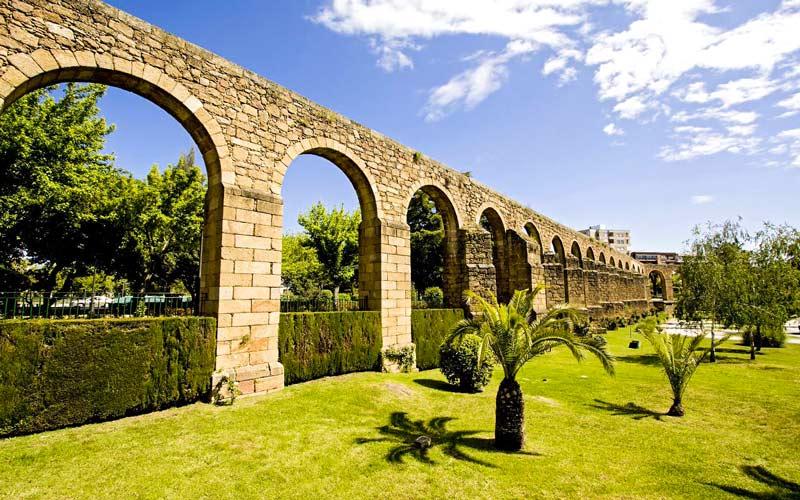 Aqueduc de Plasence (Cáceres)