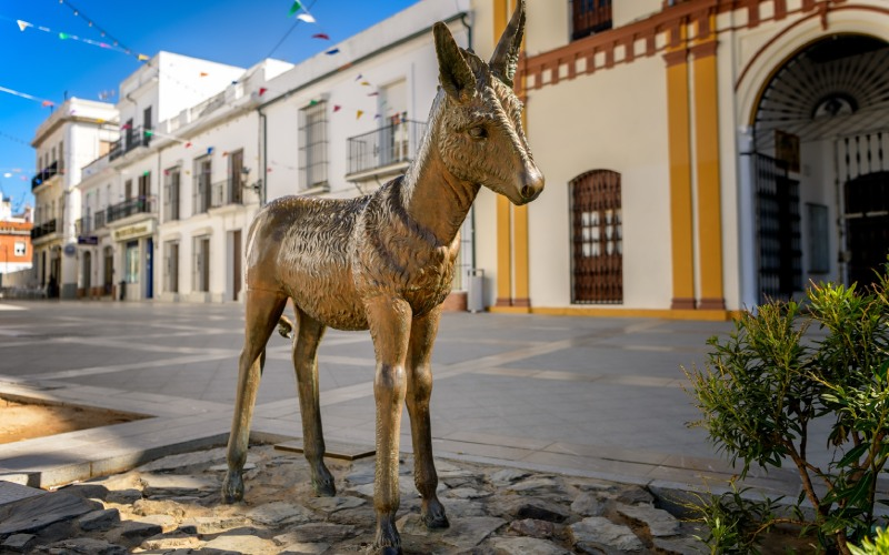 Platero et moi est l'œuvre la plus remarquable de Juan Ramón Jiménez