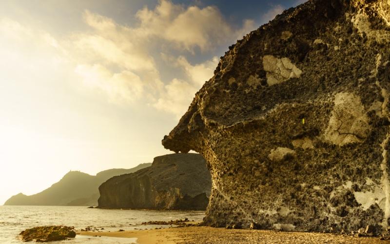 Plage de Monsul, Cabo de Gata