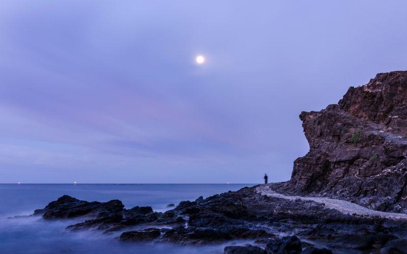 Il existe de nombreuses options autour des nombreuses plages de Salobreña