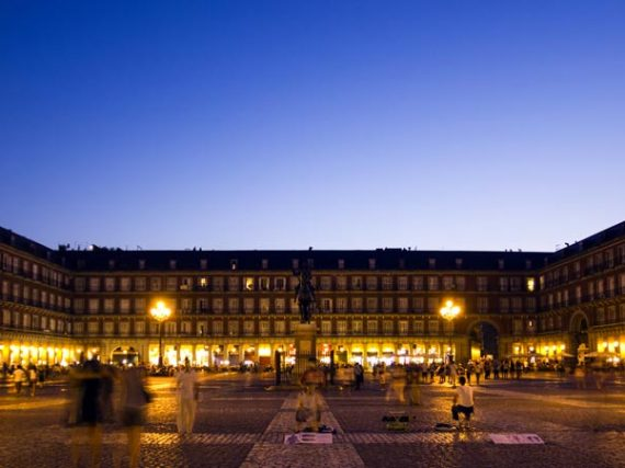 Tour de l'Inquisition à Madrid