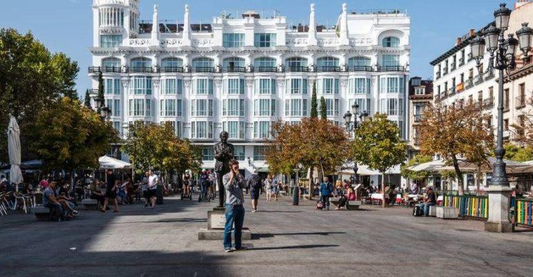 Le Madrid de Bonaparte, le côté francisé de la capitale