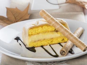 Recette du Ponche Segoviano, un gâteau traditionnel sans lactose et sans gluten