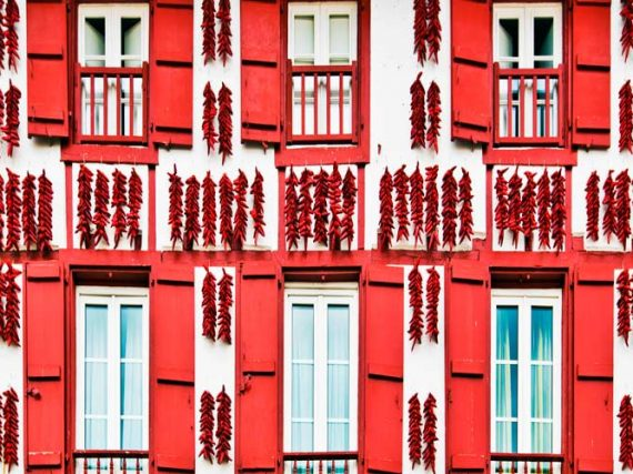Endroits d'Euskadi pour faire des photos de film