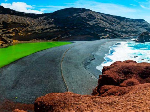 5 des plages les plus curieuses d'Espagne