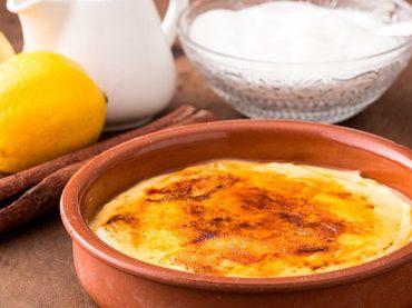 Crème catalane maison, un trésor gourmand d'Espagne