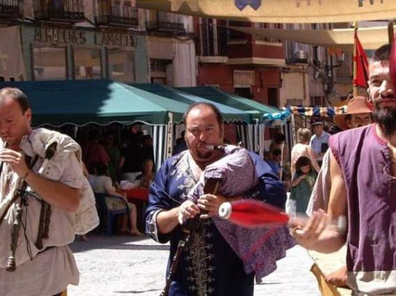 Daroca / Foire Medievale