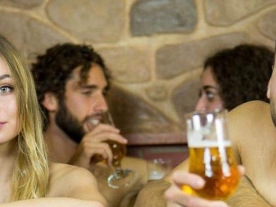 Le premier spa à la bière d'Espagne se trouve à Grenade