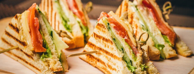 5 sandwichs farcis savoureux