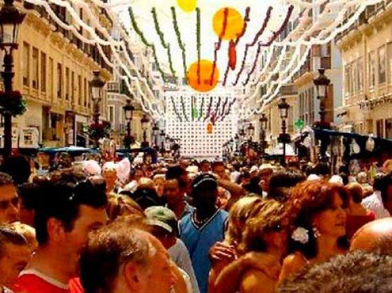 Malaga / Foire d'Aout