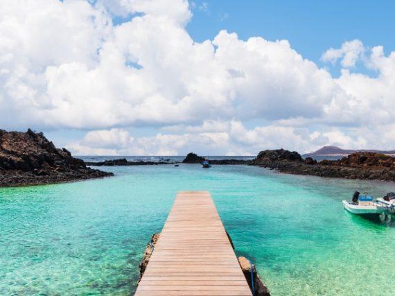 L'île de Lobos, un trésor de soleil et plage à Fuerteventura