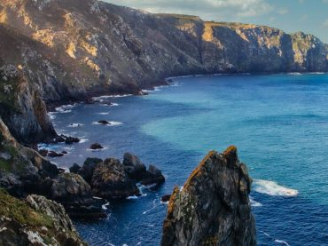 La Sierra de Capelada, les plus hautes falaises de l'Europe continentale