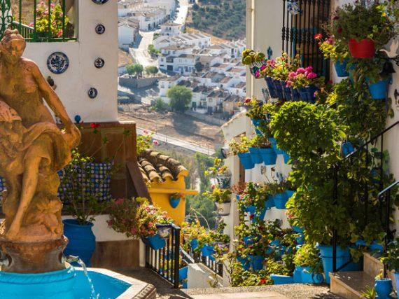 Les plus beaux villages d'Andalousie, une sélection bien complète