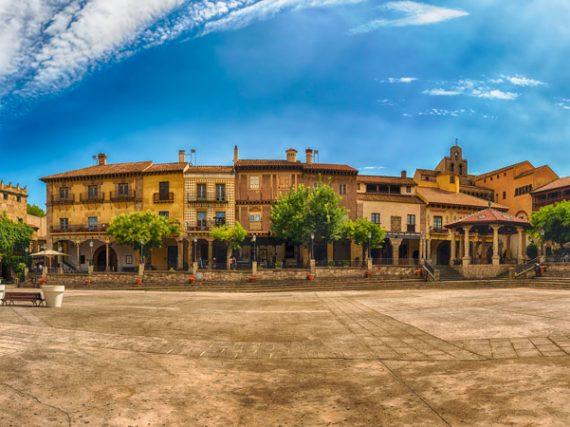 Le Village espagnol de Barcelone : comment mettre toute l'Espagne en un seul village