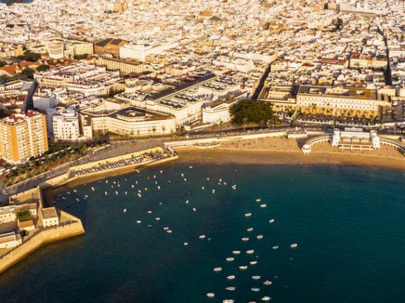 Découverte des restes d'un port phénicien et romain à Cadix