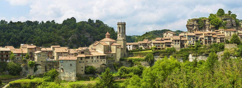 Découvrez Rupit i Pruit, deux villages médiévaux en un