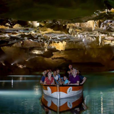 La grotte de Sant Josep, le plus long fleuve souterrain navigable d'Europe