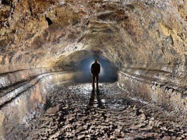 La grotte du vent, une formation volcanique unique