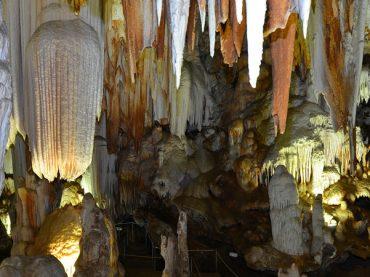 Les grottes de l'Águila : spectaculaires et totalement accessibles