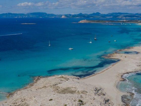 S'Espalmador, le paradis inconnu aux eaux cristallines de la Méditerranée