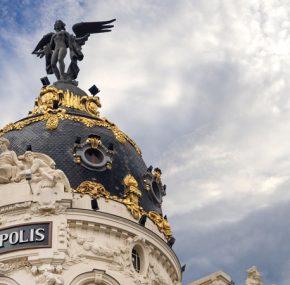Les statues que surveillent Madrid depuis les hauteurs