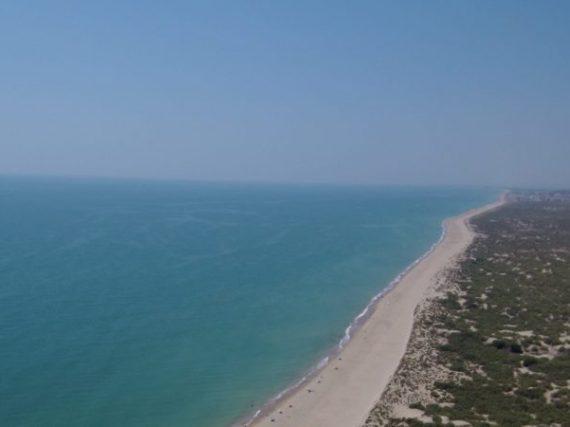 La Flecha del Rompido, un phénomène unique et une plage de rêve sur l'océan Atlantique