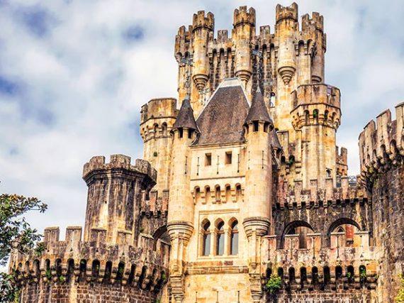 Les châteaux médiévaux les plus curieux en Espagne