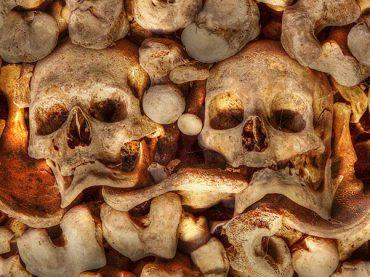 L'Ossuaire de Wamba: des milliers de crânes et d'os en plein cœur de la Castille