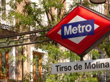 Le cimetière madrilène caché de la station de métro Tirso de Molina