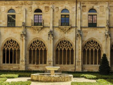 Le Monastère de San Salvador de Oña, un joyau de l'année 1011