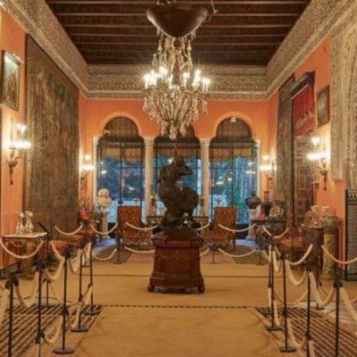 Le palais de Las Dueñas, le musée sévillan où est né Antonio Machado
