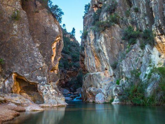La Route de l'eau de Chelva : un itinéraire plein de surprises à Valence