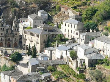 Nuestra Señora de las Ermitas, l'église impressionnante cachée dans les montagnes de Galice