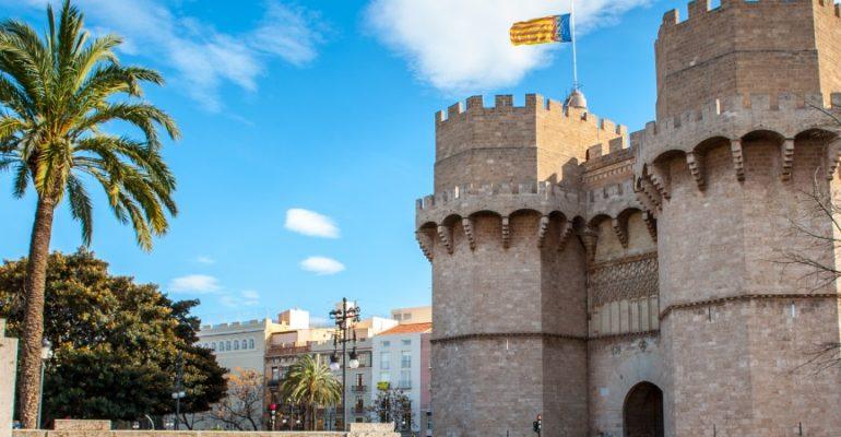 Valence médiévale, l'âge d'or valencien